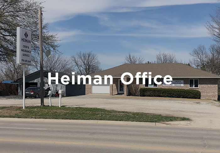 Heiman Crop & Insurance Service Office